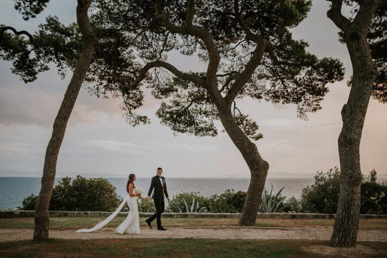 wedding on Adriatic