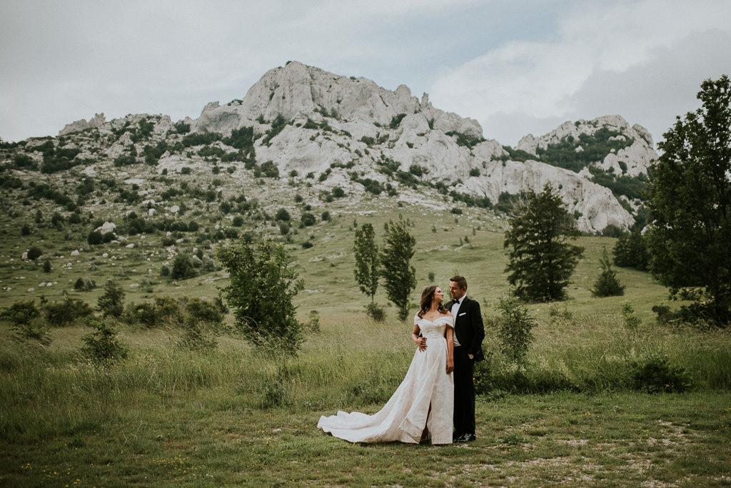 vjenčanje u planinama